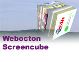 Webocton - ScreenCube